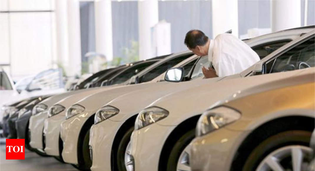 private vehicle sales surge as demonetisation impact recedes times
