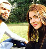 Virat Kohli confesses his love for Anushka Sharma