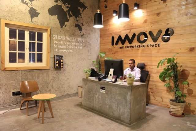 Coworking startup Innov8 raises an undisclosed amount from angel investors