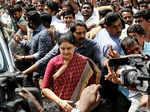Sasikala surrenders, returns to Bengaluru central jail