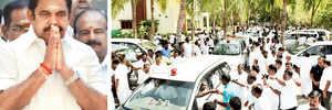 Tamil Nadu gets proxy CM in Palaniswami