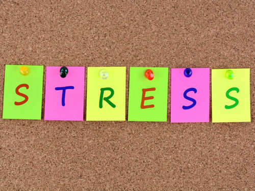 Positive effects of stress | The Times of India