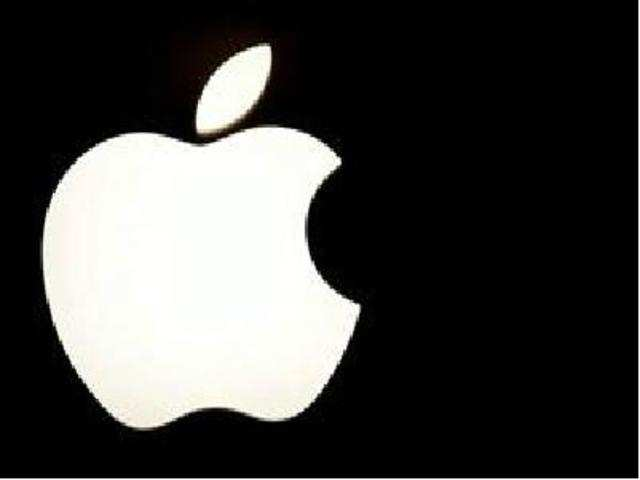 Apple: Apple at the top of Fortune's list of most admired companies