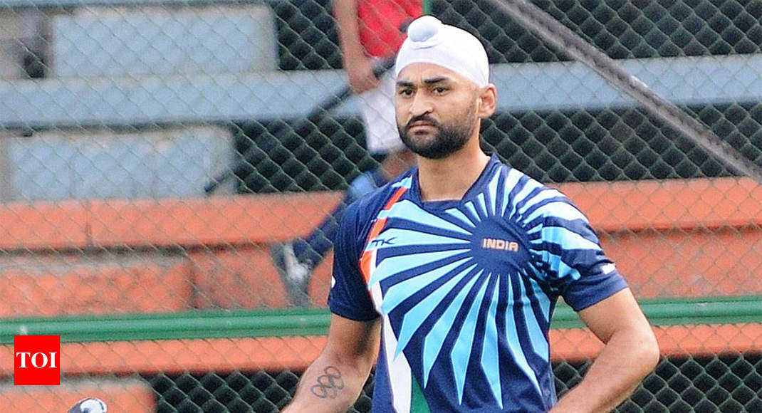 Sandeep Singh Forgotten Hockey Hero Sandeep Singh Eager To Join Coaching Hockey News Times Of India