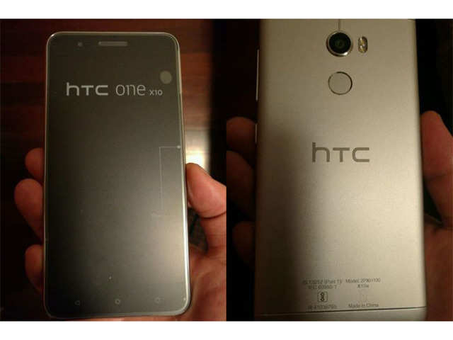 HTC One X10 images leaked online, to sport metallic body, 5.5-inch display