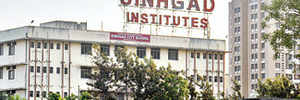 Sinhgad Instts to go under hammer, students in panic