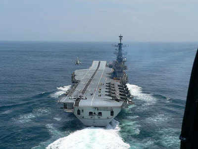 INS Viraat: India's oldest warship may be sold for scrap | India