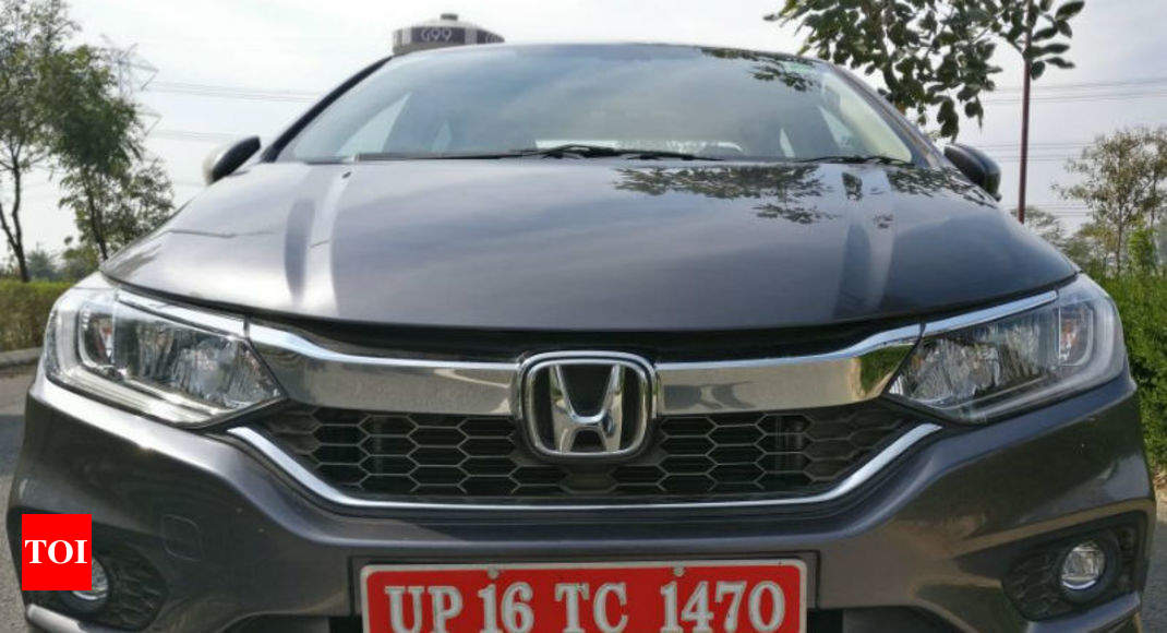 how to set time in honda city 2017
