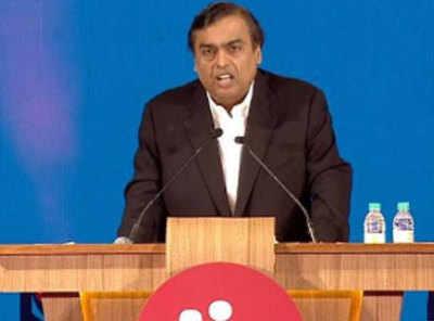 Mukesh Ambani speaks at Reliance Jio's event: Key highlights