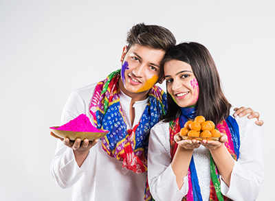 Traditional Holi Dishes that will take you back to childhood