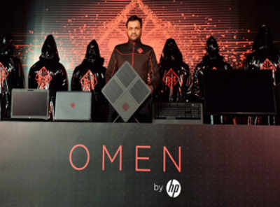 HP introduces 'Omen' gaming laptops and desktops range in India