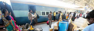 What's cooking at Pune station?