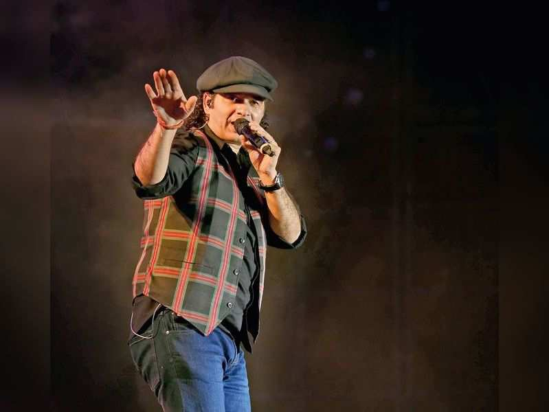 Mohit Chauhan makes his debut in Gujarati films