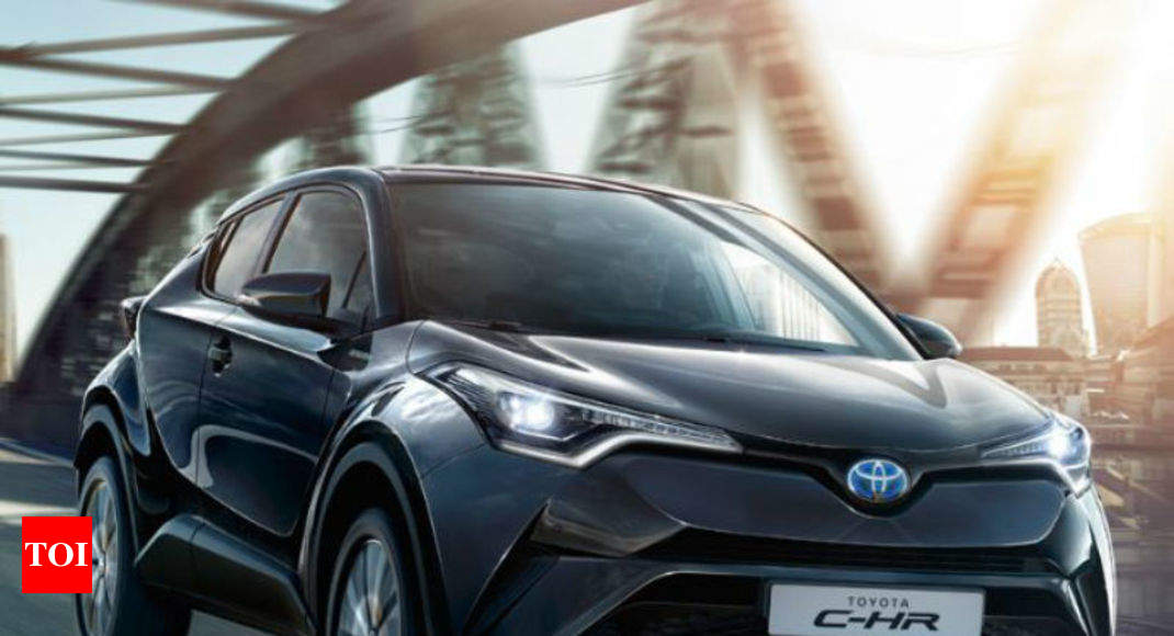 Toyota: Toyota's C-HR may change all rules of India's compact SUV