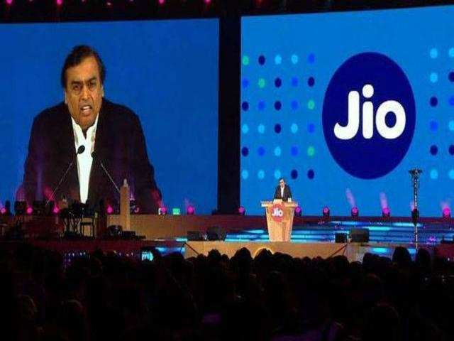 Reliance Jio says it's 'well positioned' to get over 50% market share by 2021