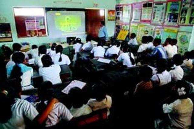 Government schools in Arunachal Pardesh to have smart classrooms soon