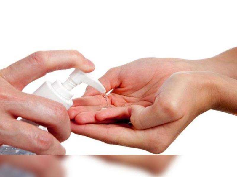 How hand sanitisers can harm children (Thinkstock)