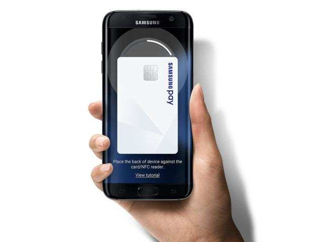 Samsung launches Apple Pay rival in India