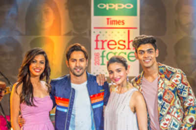 Mumbai's boy and Bengaluru's girl are the winners of Oppo Times Fresh Face 2016