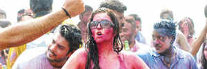 GET SET TO DANCE IN THE RAIN THIS HOLI