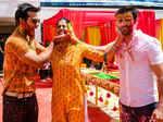 Vineet Jain's Holi Party 2017 - 1