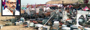 Vandals torch Bhansali's Padmavati set
