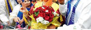 First BJP mayor from Tilak family