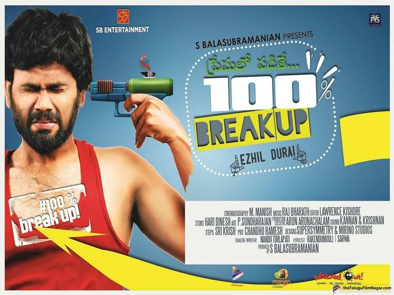 Premalo Padithe, 100 per cent Break up