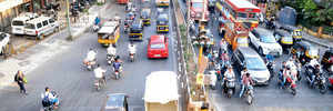 4 incomplete flyovers on BJP's priority list