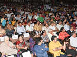 Audience during the SBI Panchatatva music concert