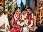 Narayana and Shabala's wedding ceremony