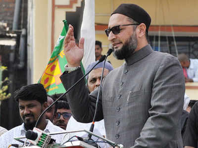 Shamshan won against kabrastan in UP, Asaduddin Owaisi says