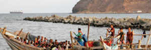 30 refugees killed in attack on boat in Yemen