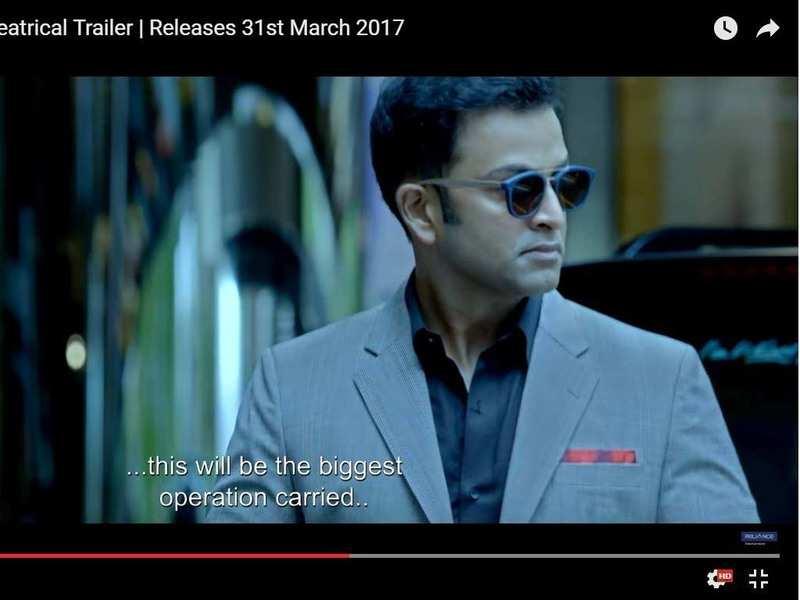 Prithviraj rocks in Naam Shabana trailer 2