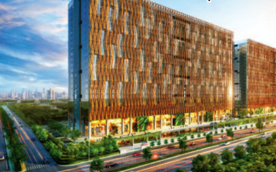 Tallest office address to come up in Hyderabad | Hyderabad