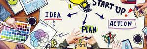 Handholding start-ups