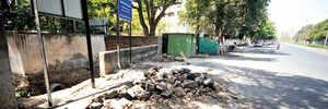 PMC's public loo runs into block in Kothrud