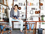 Hrithik's stylish home