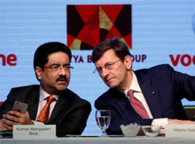 Kumar Mangalam Birla to be chairman of Vodafone-Idea merged entity