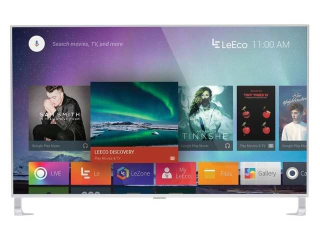 LeEco launches three TVs under its Super4 series, price starts at Rs 46,990
