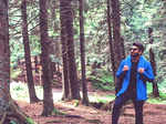 Ranveer's trip to Switzerland