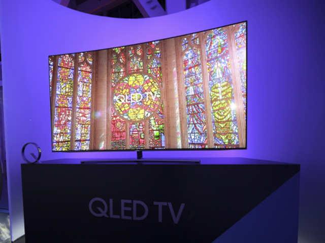 Samsung QLED TV: Samsung QLED TV Q9 (65-inches): First impressions
