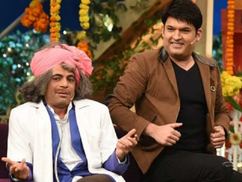 Why Sunil Grover might not quit 'The Kapil Sharma Show'