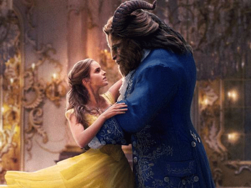 Emma Watson S Beauty And The Beast Costume Hand Embroidered In India English Movie News Times Of India
