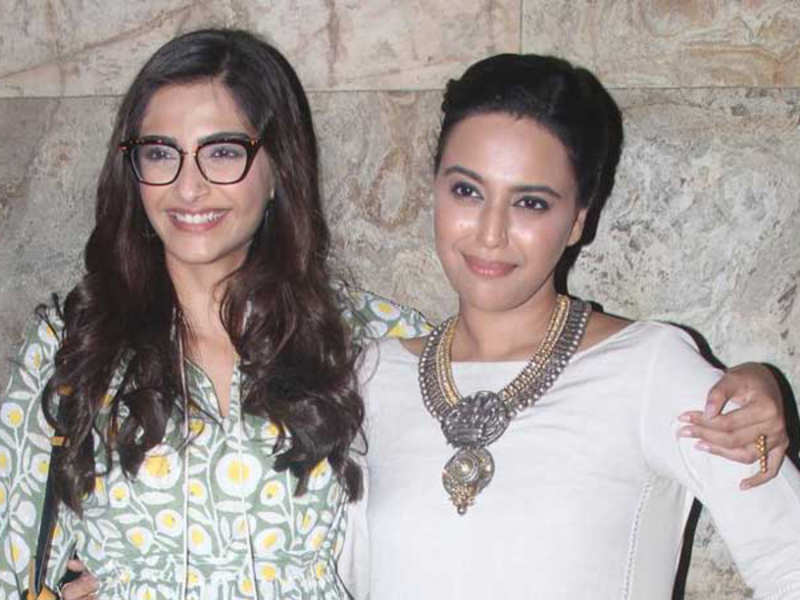 Swara Bhaskar: Sonam Kapoor is a better friend to me than I'm to her