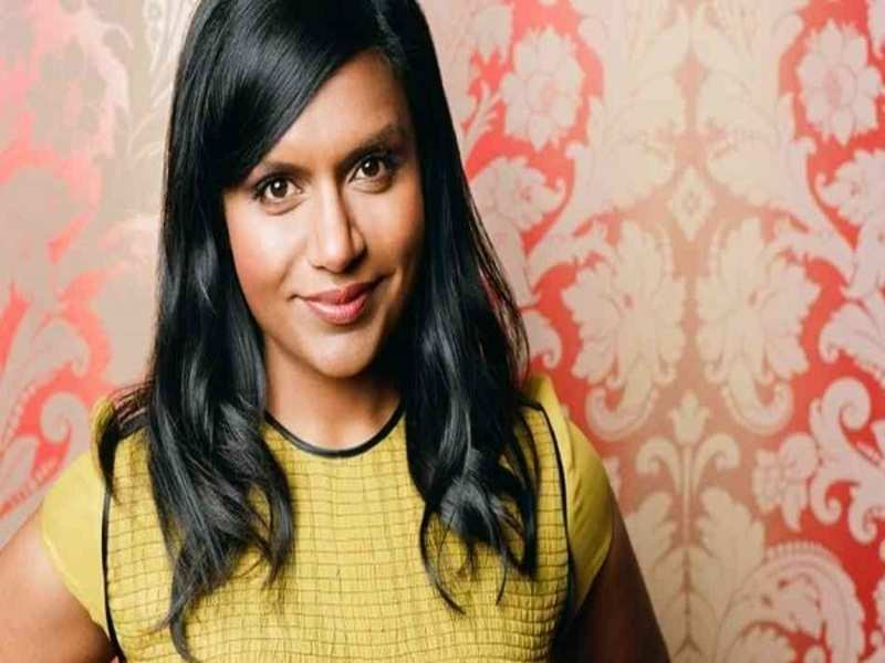 Mindy Kaling Says Yes To Dinner Date With Sen Cory Booker Times Of India