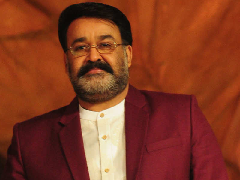 The thrill lies in being the first person to do something that has not been done before: Mohanlal