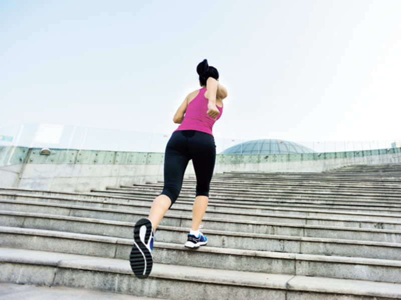 5 benefits of a stair climbing workout - Times of India