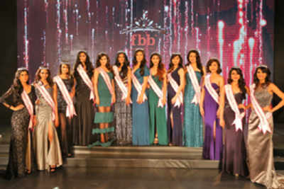 The winners of fbb Colors Femina Miss India East 2017 announced!