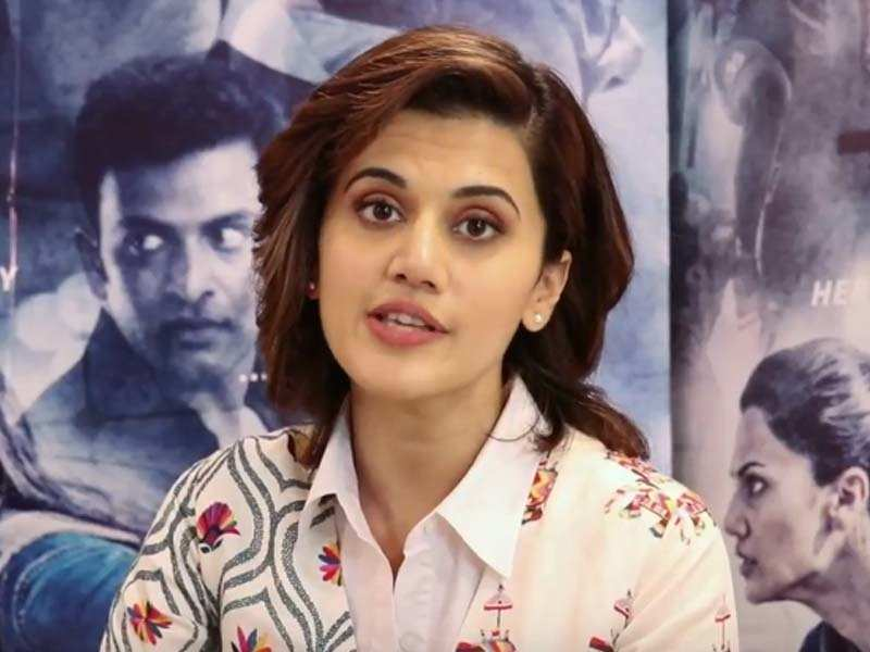 Taapsee Pannu: I think I am still fighting the battle of being a newcomer
